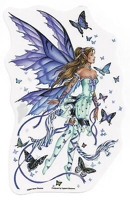 LAVENDER SERENADE Fairy Sticker Car Decal Nene Thomas faery Orchestral Faerie