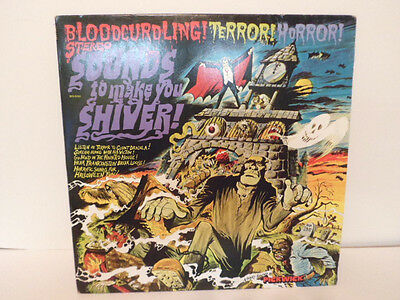 sOuNdS that make you Shiver Pickwick Monster LP