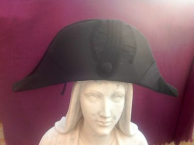 Victorian Royal Navy Bicorn Hat,ede & Ravenscroft ,appointed To King And Queen