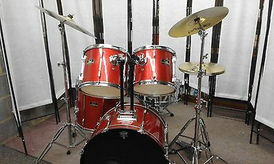 Retired drum teacher has several drum sets for sale. Offers invited.