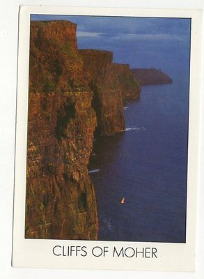 Cliffs Of Moher Co Clare Ireland Postcard  237a