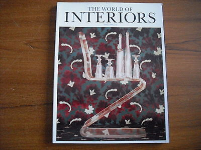 The World Of Interiors - April 1998