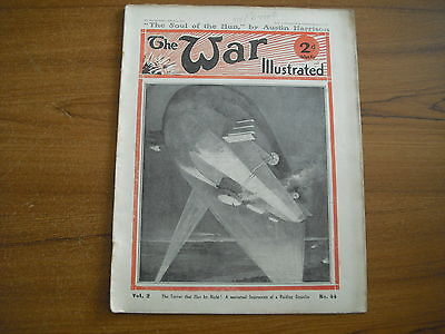 THE WAR ILLUSTRATED - JUNE 19th 1915 - THE GREAT WAR
