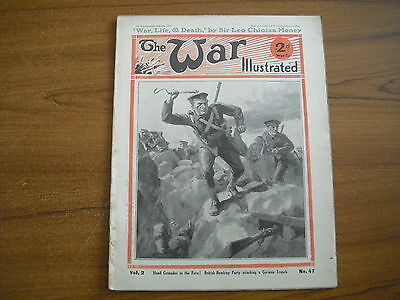 THE WAR ILLUSTRATED - JULY 10th 1915 - THE GREAT WAR