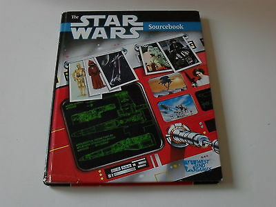 Weg West End Star Wars The Sourcebook Roleplaying Game Rpg #40002 First Printing