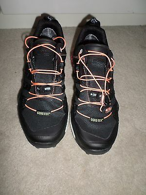 New Adidas Terrex Gore-Tex Boost Gtx Uk 4 Womens Hiking Shoes