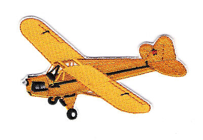 J3 CUB Aircraft Airplane Aviation Collectable Embroidered Patch