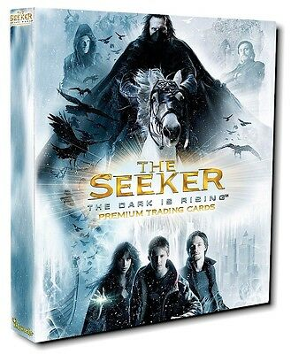The Seeker The Dark is Rising Trading Card Binder