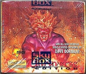 Ultraverse Master Edition Factory Sealed Card Box