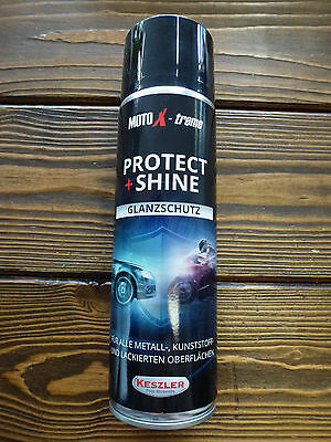 Glanzschutzspray MOTOX-TREME PROTECT & SHINE, Pflegespray 500ml Spraydose