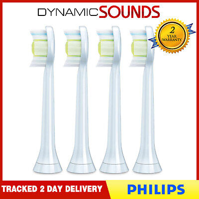 Philips Sonicare DiamondClean Standard Brush Heads Pack of 4 - HX6064/26