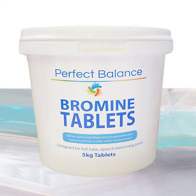 Hot Tub Suppliers 25kg of Bromine Tablets - Pools, Spa, Hot Tubs FREE P&P