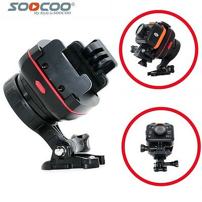 SOOCOO PS2 1-Axis Adjustable Gyro Stabiliser Gimbal For Smartphone Sports Camera