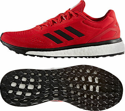 adidas Response LT Boost Mens Running Shoes - Red
