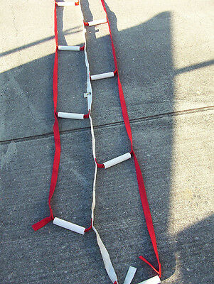 Boaters' Resale Shop of TX 1611 4101.12 THIRTY-TWO FOOT MAST CLIMBING LADDER