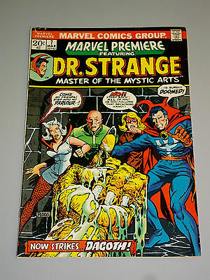 Marvel Premiere featuring DOCTOR STRANGE #7 from MARVEL Comics!!  Great Deal!!
