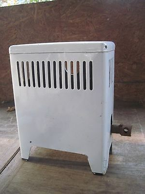 Very Small White Natural Gas Armstrong Radiator, No Way to Test-Working??
