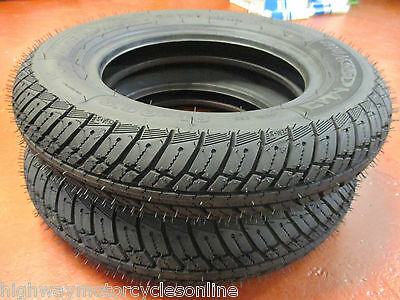 Scooter Michelin Winter Tyres 350 X 10 City Grip Winter Singles Pairs