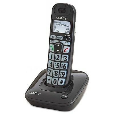 Clarity Dect 6.0 Amplified Cordless Phone with Caller ID D703