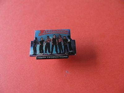 Vintage BLOODMATCH Film pin badge. Good Condition.