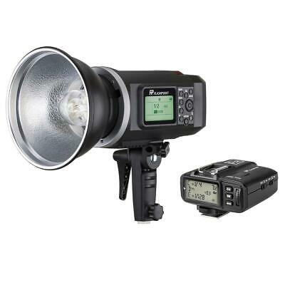 Flashpoint XPLOR 600 HSS Battery-Powered Monolight For Nikon (Bowens Mount)