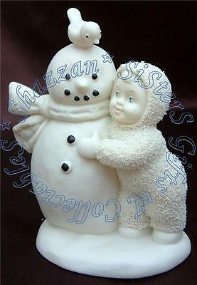 Snowbabies Make A Friend . New & Boxed