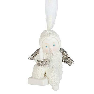 Snowbabies Baby You Shine Hanging Ornament. New & Boxed