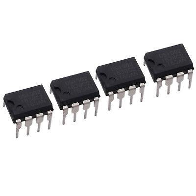 20 pcs DS1302 DIP-8 Dallas Maxim 3-Wire Real-Time Clock IC New