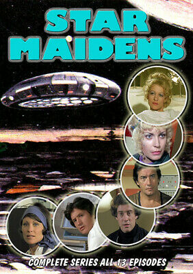 Star Maidens: The Complete Series (1976) (2015, REGION 1 DVD New)