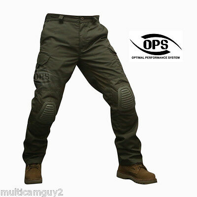 Ops/ur-Tactical Advanced Fast Response Pants In Ranger Green - Xlr