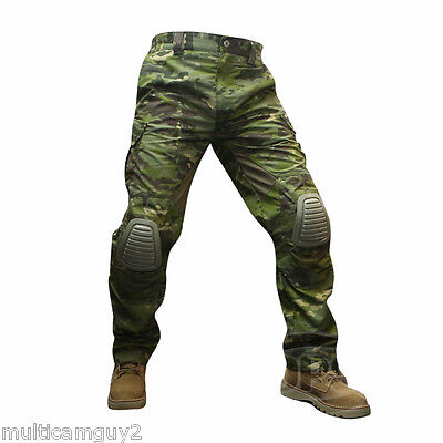 Ops/ur-Tactical Advanced Fast Response Pants In Crye Multicam Tropic,sr