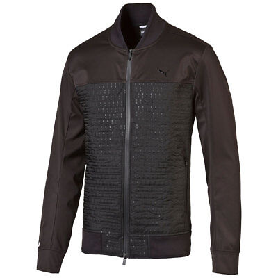 Puma Lux Tech Jacket Golf Jacke zipper Storm Cell
