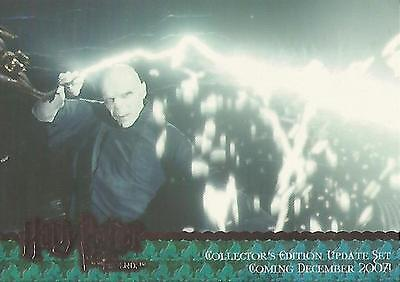 "Harry Potter Order of the Phoenix Update - ""Voldemort"" Promo Card 01"