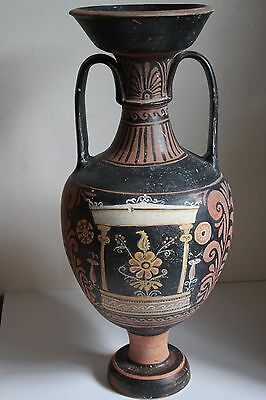 Quality Ancient Greek Amphora 4Th Century Bc