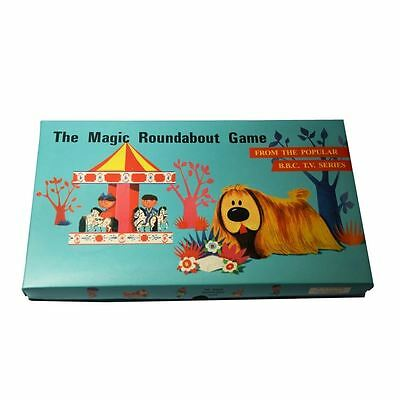 The Magic Roundabout Game Brand New Classic Family Board Game
