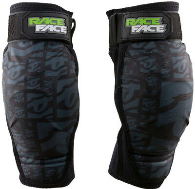 Race Face Khyber Ladies Elbow Guards - Black