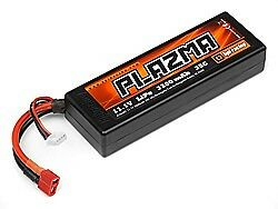 HPI Racing  106401 - PLAZMA 11.1V 3200mAh 35C LiPo Battery Pack With Deans