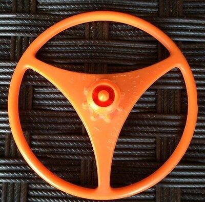 Vintage 1970 Mattel BARBIE COUNTRY CAMPER Replacement Parts - STEERING WHEEL