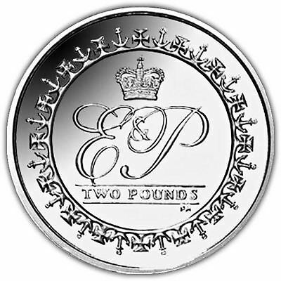 British Indian Ocean Territory 2011 Lifetime of Service Unc. CuNi Coin