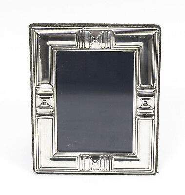 Superb Small Sterling Silver Photo Frame