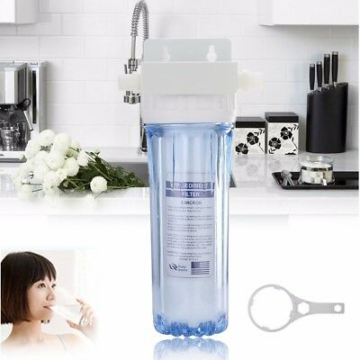 10'' Reverse Osmosis Faucet Tap Water Filter Purifier Cartridge Home Kitchen RO
