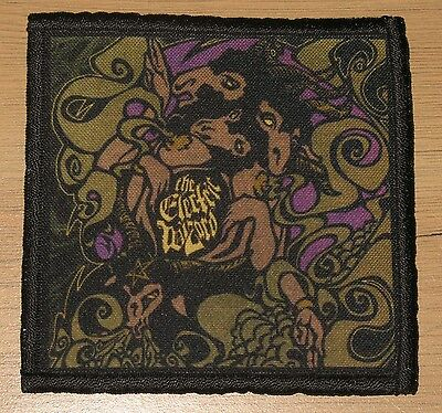 """ELECTRIC WIZARD """"WE LIVE"""" silk screen PATCH"""