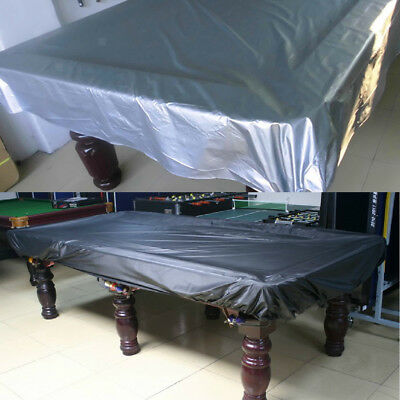 8ft Dustproof Durable Pool Table Billiard Snooker Protect Cover Sheet Lining
