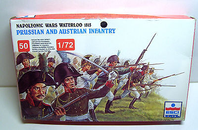 Esci Prussian and Austrian Infantry  1:72, Nr. 226  in Box