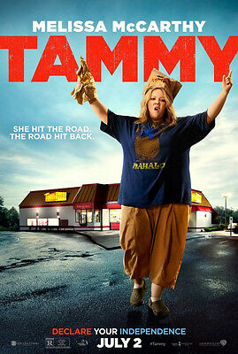 Tammy - original DS movie poster - 27x40 D/S - FINAL