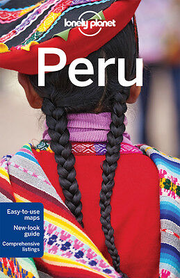 Peru LONELY PLANET Travel Guide 2016