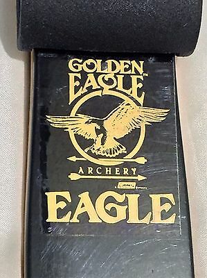 Vintage GOLDEN EAGLE Compound Bow Martin Archery Family Collection