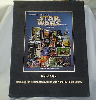 1997 Tomart's Price Guide to Worldwide Star Wars Collectibles Book 1st Printing