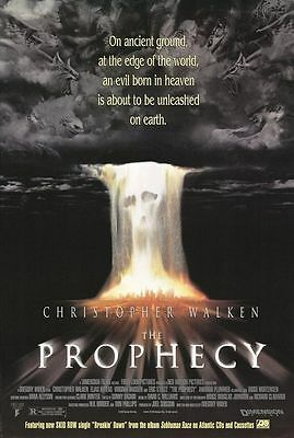 The Prophecy 1995 single sided one sheet - 27x40 rolled - free shipping