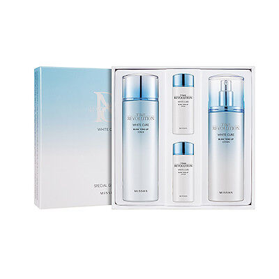 [Missha] White Cure Special Gift Set 2item